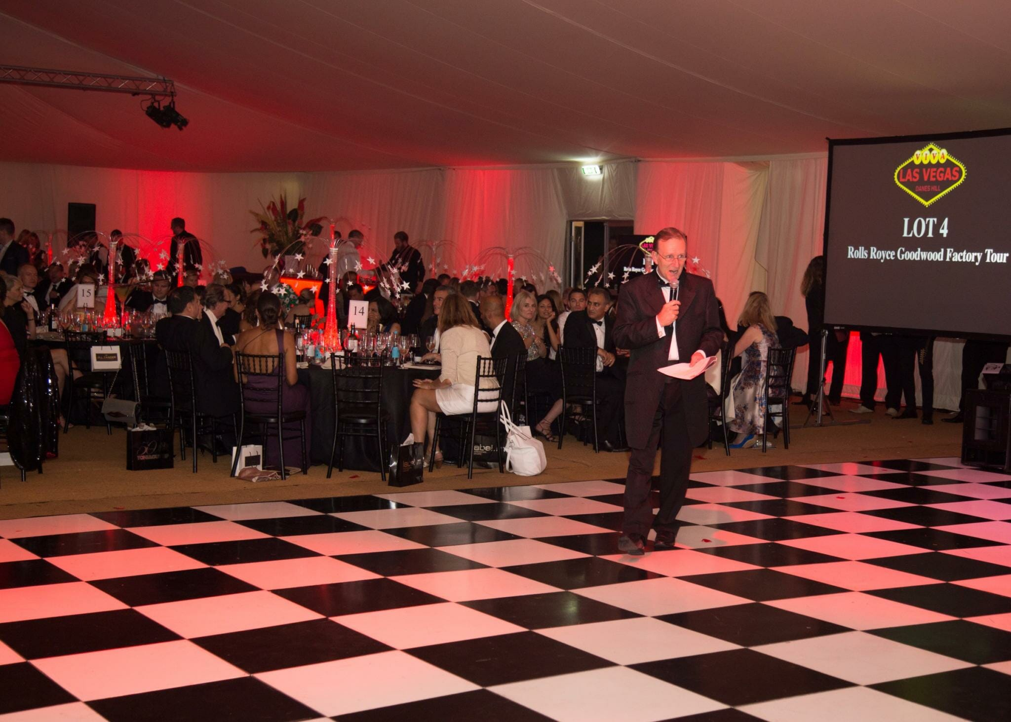 Kent Fundraising and Charity Auctioneer oz make your next event get bigger and better