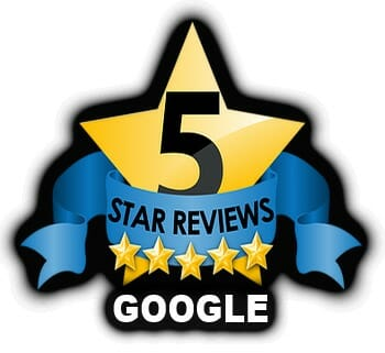 Google rated 5 Star